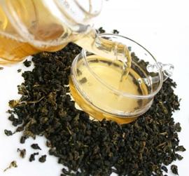 Чай молочный улун - полезные свойства и как заваривать