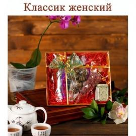 Набор элитного чая «Классик» (женский) - Элитные-Чаи.ру