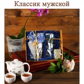 Набор элитного чая «Классик» (мужской) - Элитные-Чаи.ру