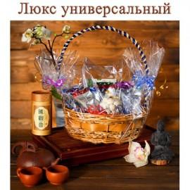 Набор элитного чая «Люкс» (универсальный) - Элитные-Чаи.ру