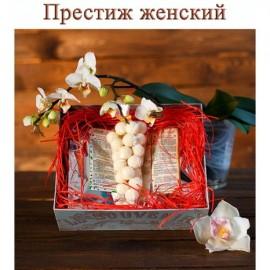 Набор элитного чая «Престиж» (женский) - Элитные-Чаи.ру