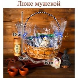 Набор элитного чая «Люкс» (мужской)  - Элитные-Чаи.ру