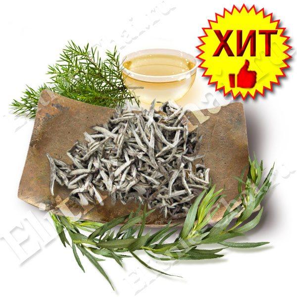 Белый чай Бай Хао Инь Чжень «Белый пух»