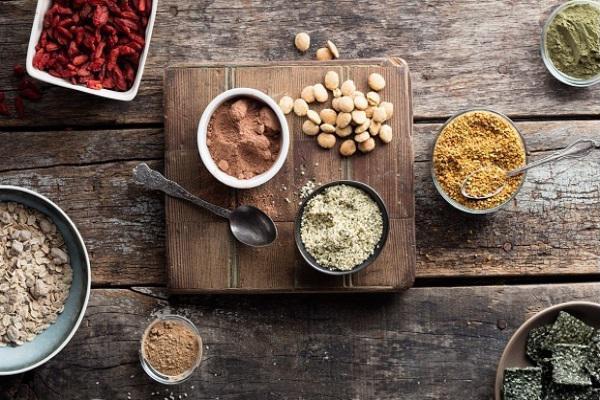 Обновления на сайте: здоровое питание и травяные напитки (5.10.2018)